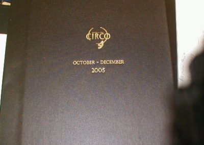 Custom Table Reservation Book